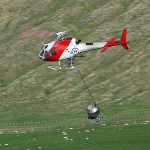 Commercial Helicopter Work