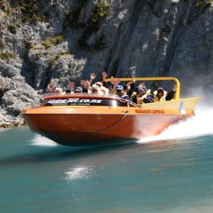 Alpine Jet Boat Experience