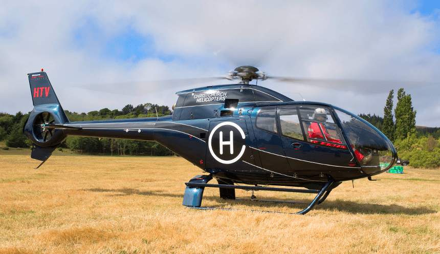 EC120 Helicopter