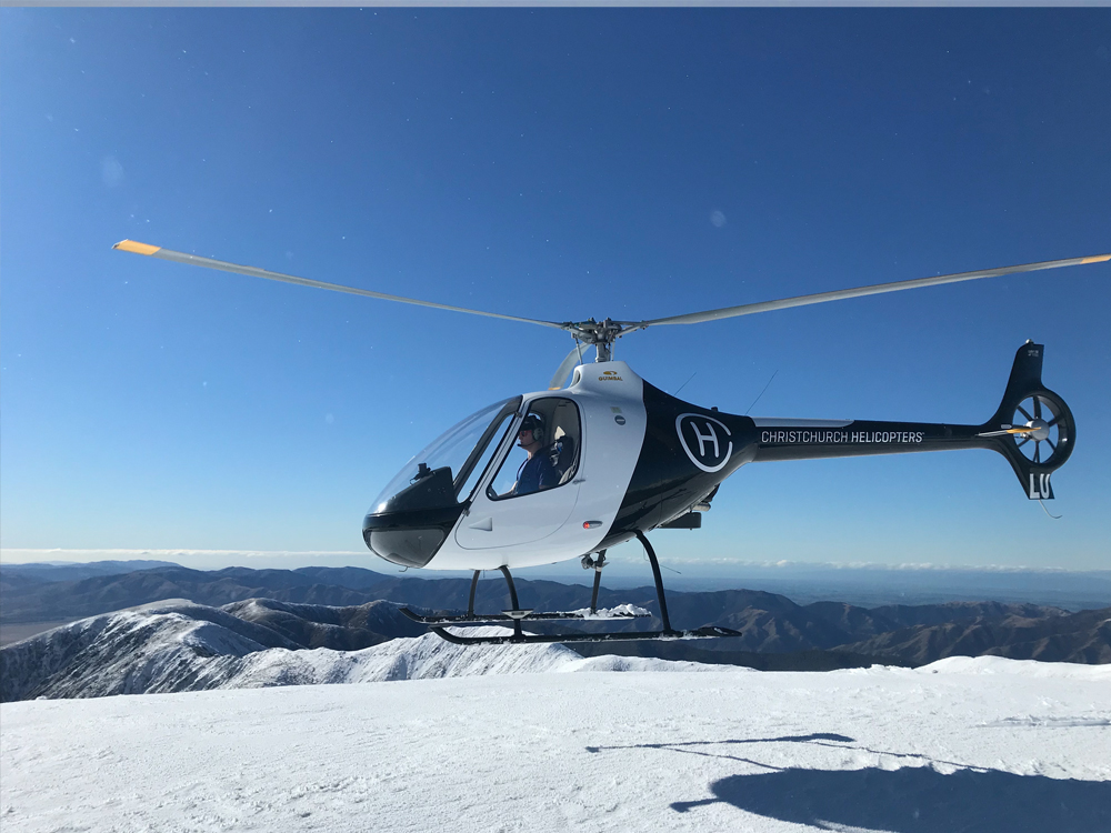 PPL student in the Cabri G2