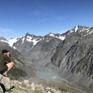 Rakaia Glacier