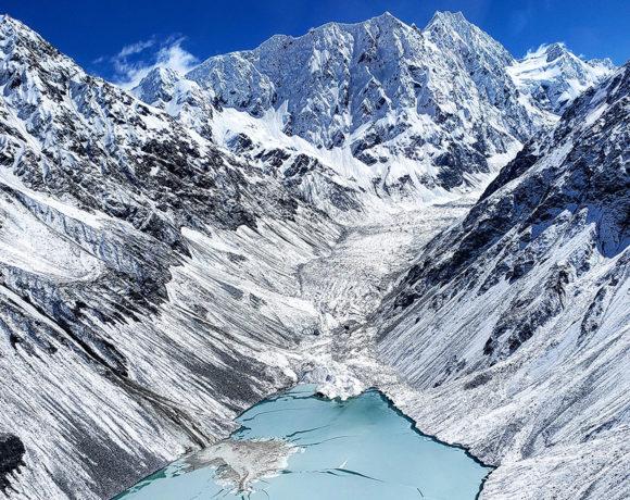Rakaia Glaciers