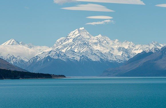 Mighty Aoraki Mount Cook Transfer