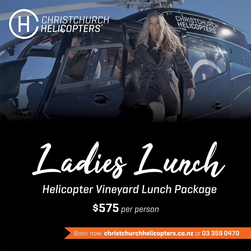 Ladies Lunch pop up